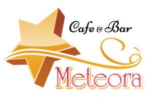 大阪 なんば ミナミ メイドcafe&bar Meteora(メイド喫茶・メイドカフェ・メイドバー)ロゴ2