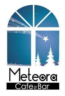 大阪 なんば ミナミ メイドcafe&bar Meteora(メイド喫茶・メイドカフェ・メイドバー)ロゴ1