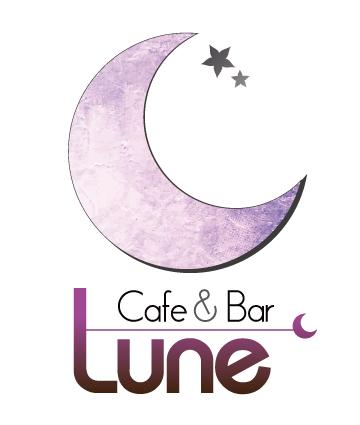 大阪 日本橋 ミナミ メイドcafe&bar Lune(メイド喫茶・メイドカフェ・メイドバー)ロゴ